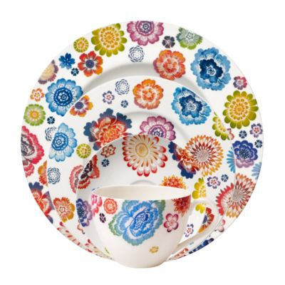 Villeroy_&_Boch_Anmut_Bloom_Dinnerware