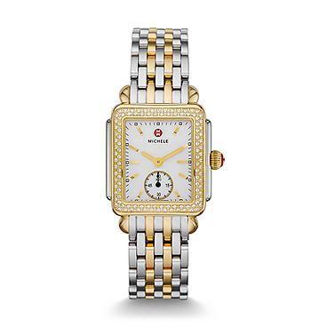 Deco_16_Two_Tone_Diamond_Bracelet_Watch