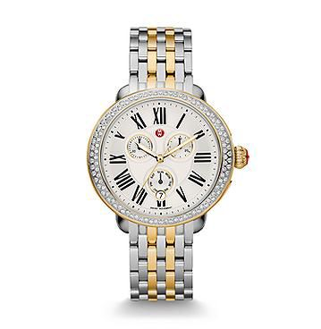 Michele_Serein_Diamond_Two_Tone_Gold_Watch