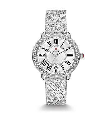 Michele_Serein_16_Diamond_Silver_Dial_Watch