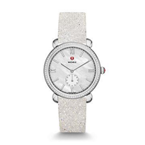 Michele_Gracile_Diamond_Dial_White_Crystal_Watch
