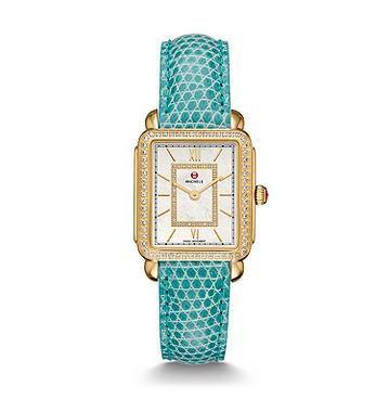 Michele_Deco_II_Mid-size_Diamond_Gold_Watch
