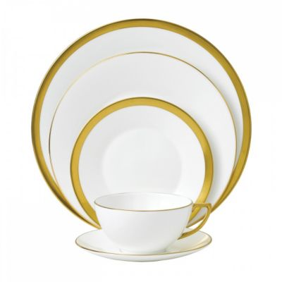 Jasper_Conran_Gold_Dinnerware