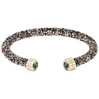 swarovski_rose_tone_pink_mixed_crystaldust_cuff_bracelet