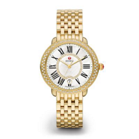 Michele_Serein_16_Yellow_Tone_Diamond_Mother_of_Pearl_Watch