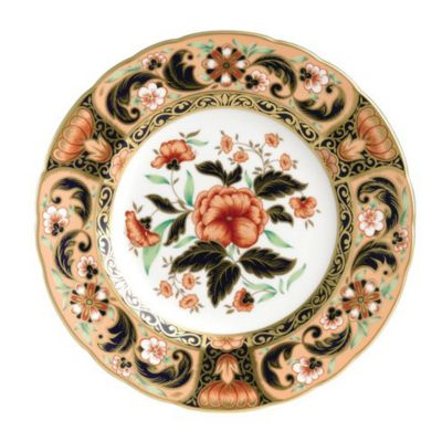 Royal_Crown_Derby_Imari_Accent_Plates