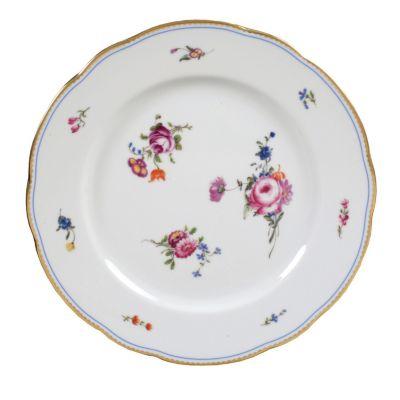 Bernardaud_A_La_Reine_Dinnerware