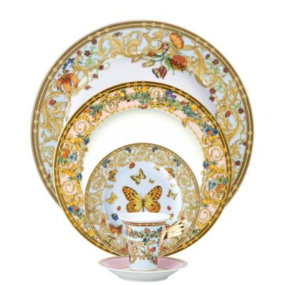 Rosenthal_Versace_Butterfly_Garden_Dinnerware