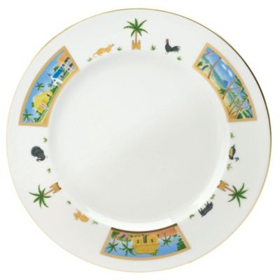 Philippe_Deshoulieres_Tropical_Island_Dinnerware