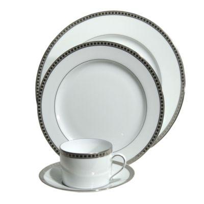 Bernardaud_Athena_Platinum_Dinnerware