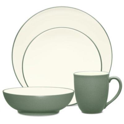 Noritake_Colorwave_Green_Dinnerware