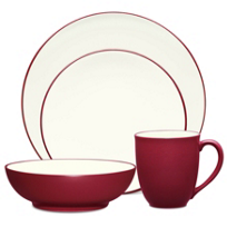 Noritake_Colorwave_Raspberry_Dinnerware