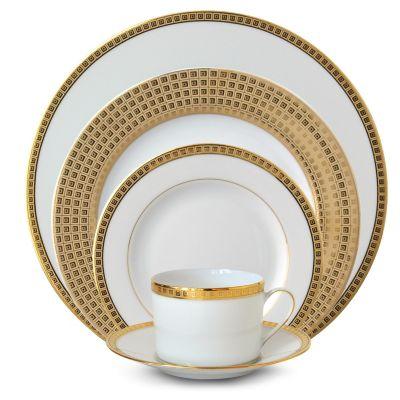Bernardaud_Athena_Gold_Dinnerware