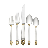 International_Golden_Royal_Danish_Sterling_Flatware