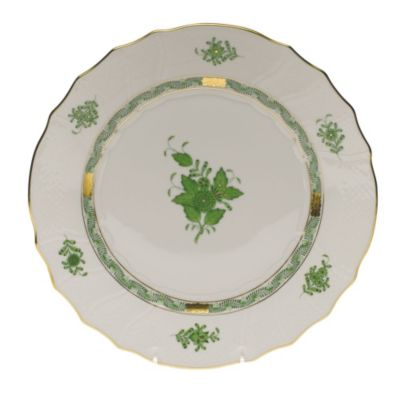 Herend_Chinese_Bouquet_Green_Dinnerware