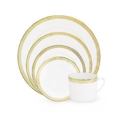 Haviland_Plumes_Or_(Gold)_Dinnerware