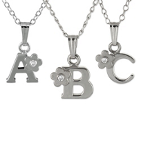 Sterling_Silver_and_Diamond_Initial_Pendant