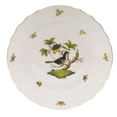 Herend_Rothschild_Bird_Dinnerware