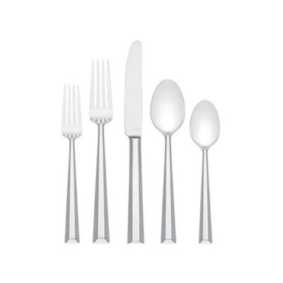 Kate Spade Library Lane Stainless Flatware