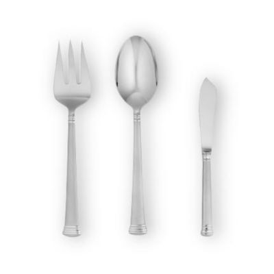 Lenox Eternal Frosted Stainless Flatware