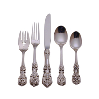 Reed_&_Barton_Francis_I_Sterling_Flatware_5_Piece_Place_Setting