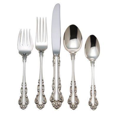 Reed & Barton Spanish Baroque Sterling Flatware