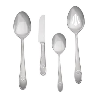 Waterford Ballet Ribbon Matte Stainless Flatware