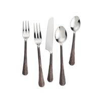 Simon_Pearce_Woodbury_Copper_5-Piece_Flatware_Setting
