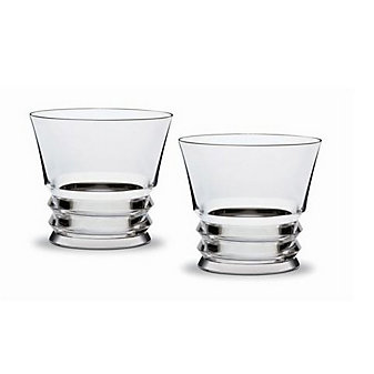 baccarat vega tumbler #3 set of 2