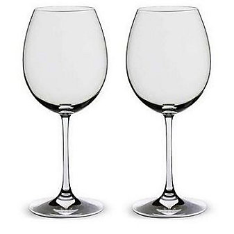 baccarat grand bordeaux set of 2