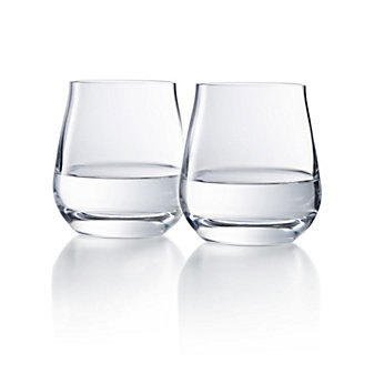 baccarat chateau tumbler, set of 2
