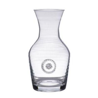 Juliska Berry & Thread Glassware Wine Carafe