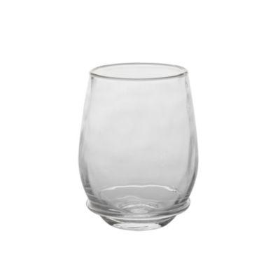 Stemless White Wine Glass