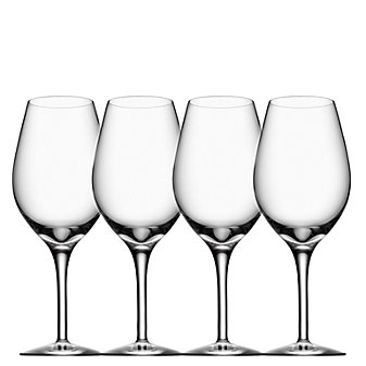 Orrefors More Wine Set Of Four