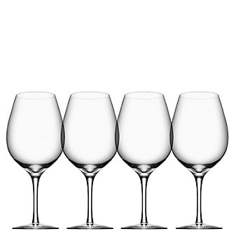Orrefors More Wine XL Set Of Four