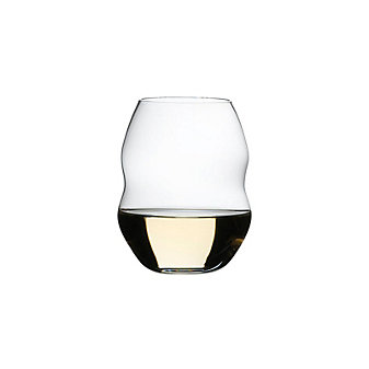 riedel swirl white wine glass