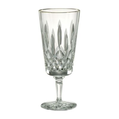 Waterford Lismore Tall Gold Stemware