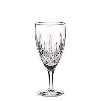 Waterford Lismore Nouveau Platinum Stemware Iced Beverage
