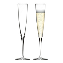 Waterford_Elegance_Champagne_Trumpet_Flute_Pair