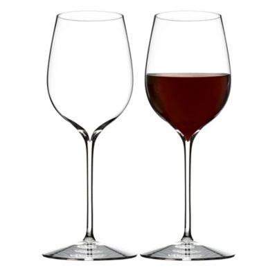 Waterford Elegance Pinot Noir Wine Glass Pair