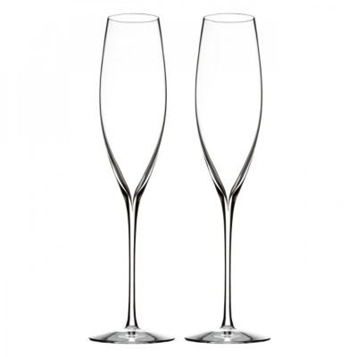 Waterford Elegance Champagne Classic Flute Pair