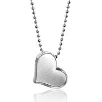 Alex Woo Little Princess Heart Pendant