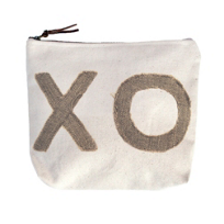 Sugarboo Designs XO Canvas Bag