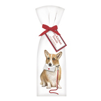 Mary Lake-Thompson Corgi Towel